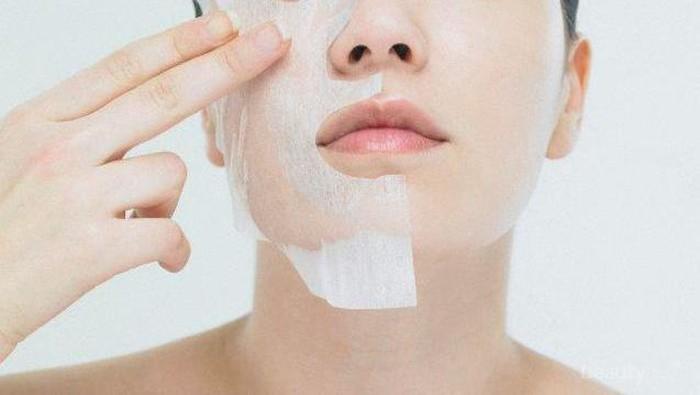 7 Cara Memakai Sheet Mask