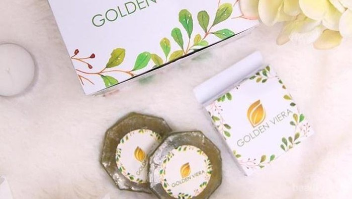Apakah Anda pernah pakai sabun golden viera ?? Cocok apa tidak ?