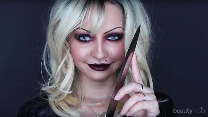 Tutorial Make Up Karakter Unik dan Seru Ini Mudah Diikuti dan Siap Rayakan Halloween Kamu