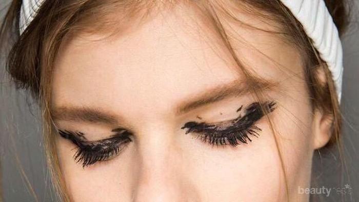 Makeup Mata Kamu Gampang Luntur? Mungkin Ini Penyebabnya