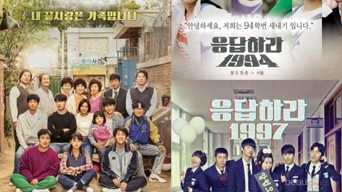 [FORUM] Drama Korea Reply 1988, 1994, atau 1997 yang ceritanya bagus?