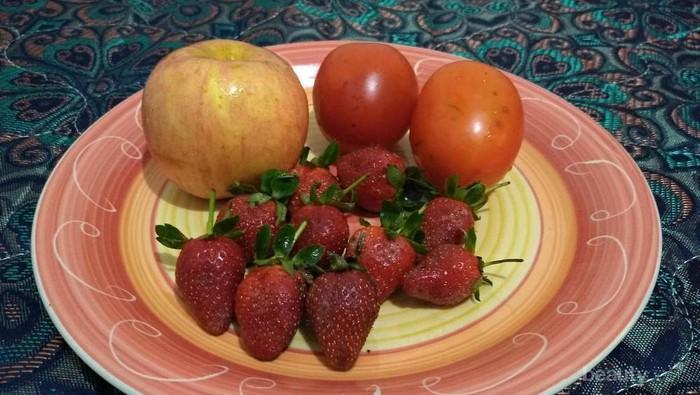 [FORUM] Mix juice (Aple, strawberry & tomat) kalian pernah coba atau ada recomend mix juice lain?