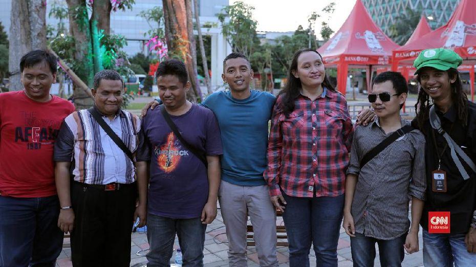 Ambisi 'Naik Kelas' Andi untuk Musisi Jalanan