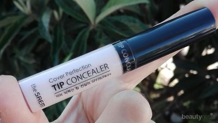 Kenali Produk Concealer Andalan The SAEM yang Punya Coverage Luar Biasa Ini Lebih Jauh, Yuk!