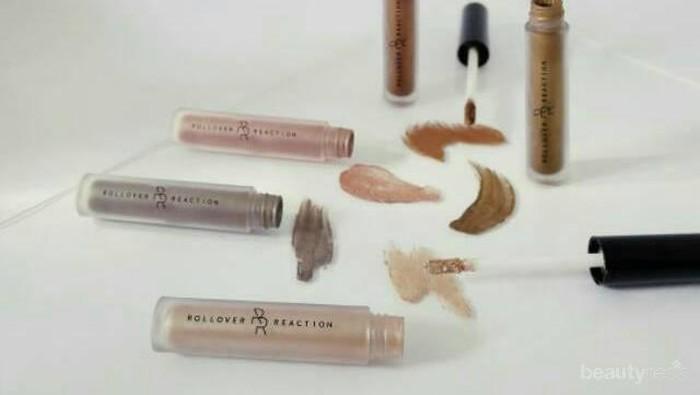 Sebelum Membeli, Yuk Simak Review Rollover Reaction Glazed! Liquid Eye Tint, Ladies!