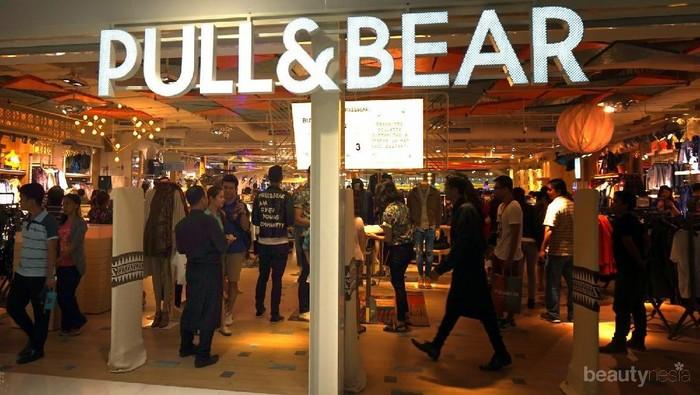 [FORUM] Pull & Bear , H&M, Zara, mana yang jadi favorit kamu?