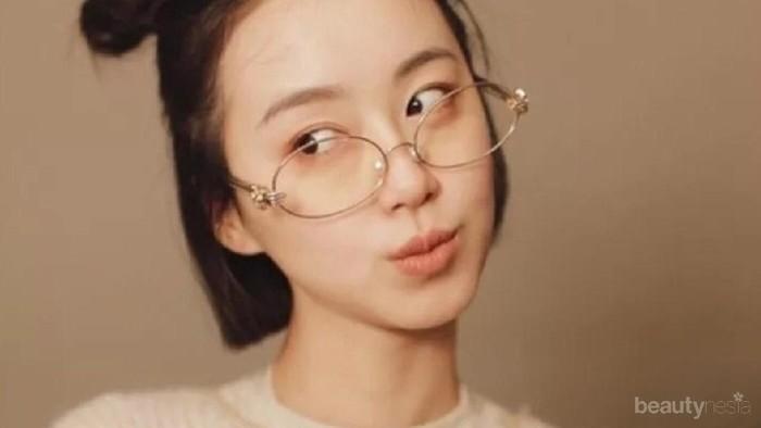 Begini Tips Memilih Model Kacamata yang Pas untuk Wanita Hidung Kecil Biar Tak Merosot