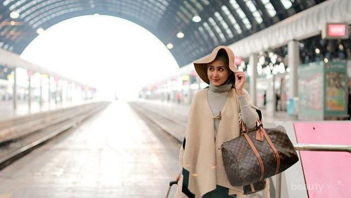 Ini Dia 4 Gaya Hijab Traveling Paling Keren Untuk Kamu Yang Mau Liburan