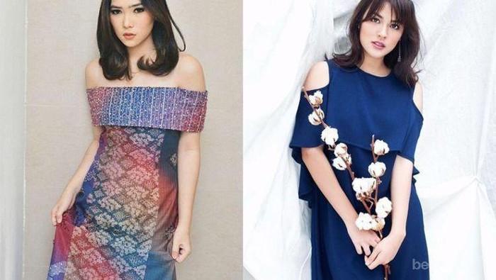 Mau Tampil Cantik Elegan? Intip Inspirasi Fashion Off Shoulder Dress Ala Selebriti Indonesia Ini!