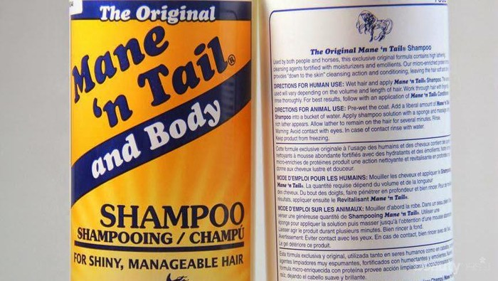 [FORUM] Percaya sama shampo kuda yang katanya bikin rambut cepat panjang?