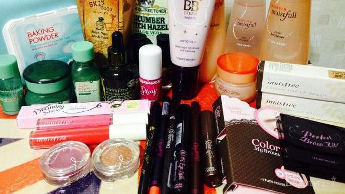 [FORUM] Kapan Pertama Kali Jatuh Cinta Sama Makeup or Skincare?