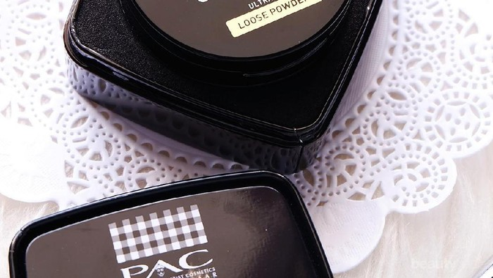 Makeup Menawan dan Tahan Lama dengan PAC Studio Coverage Loose Powder