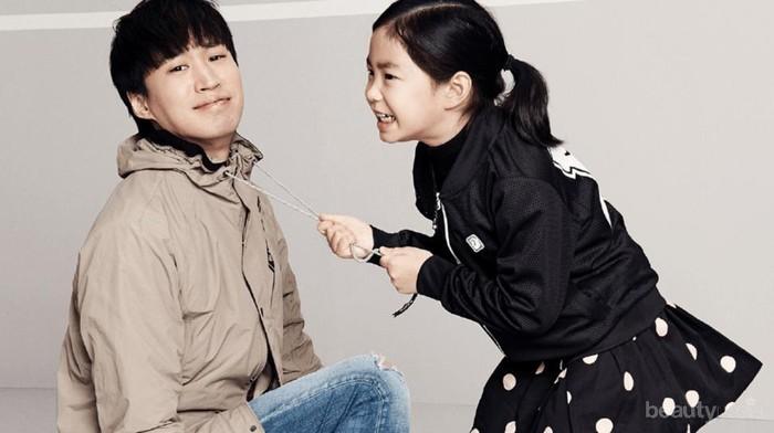 Ini Lho Deretan Anak Selebriti Korea yang Cantik dan Fashionable!
