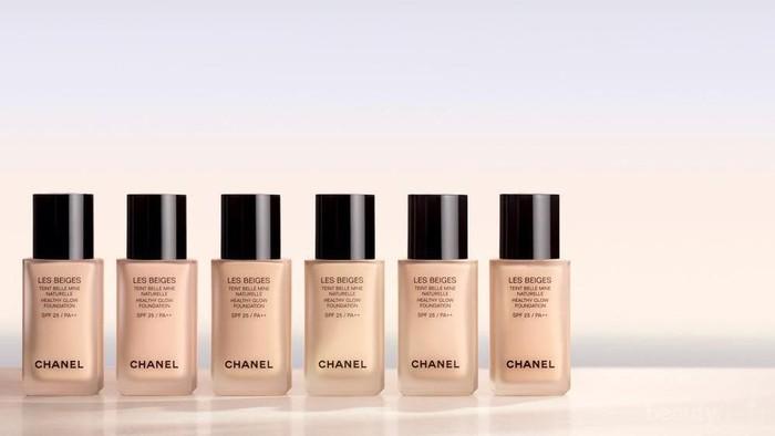 Wajah Terlihat Lebih Sehat dan Glowing dengan Chanel Le Beige Foundation