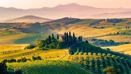 Tuscany Promosi Wisata di Vila Bagi Turis yang Khawatir Covid
