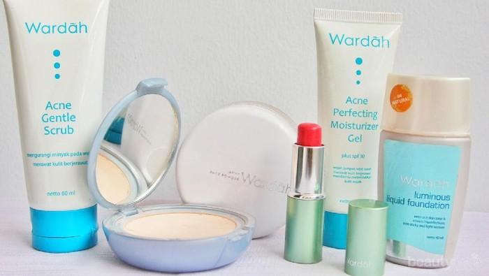 Produk Makeup Wardah Favorit Kamu