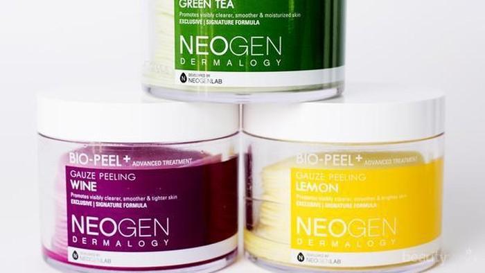 Neogen Bio Peel Gauze Peeling, Chemical dan Physical exfoliator yang Punya Banyak Manfaat untuk Kulit
