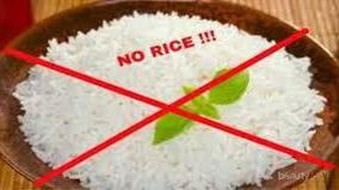[FORUM] Diet tanpa makan nasi, ampuh nggak sih?