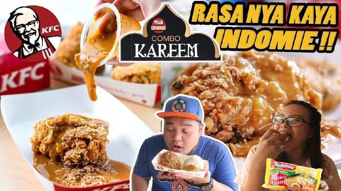 #FORUM Ayam Sambal Matah McD atau KFC Kareem Chicken?