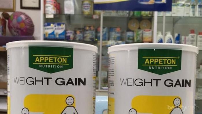 [FORUM] Sering minum susu Appeton Weight Gain cepet bikin gendut?