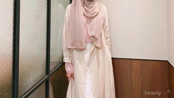 Intip Gaya Hijab Korea Ayana Moon, Hijabers Cantik yang Sering Tampil Feminin Tapi Kasual