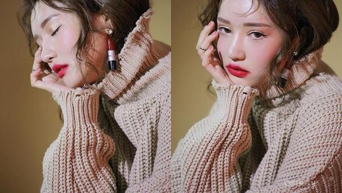 Ladies, Tutorial Make Up Korea Flawless Ini Cocok Banget untuk Kulit Berjerawat, Lho!