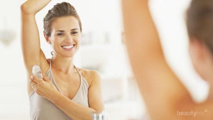 Deodorant Bikin Ketiak Jadi Hitam, Mitos atau Fakta?