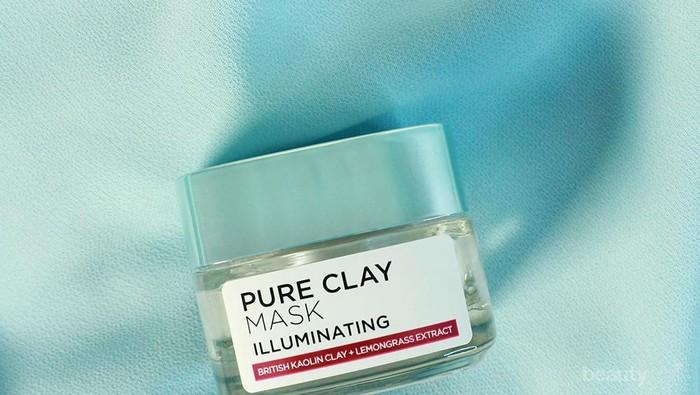 #FORUM Review L'Oreal Paris Pure Clay Mask Illuminating