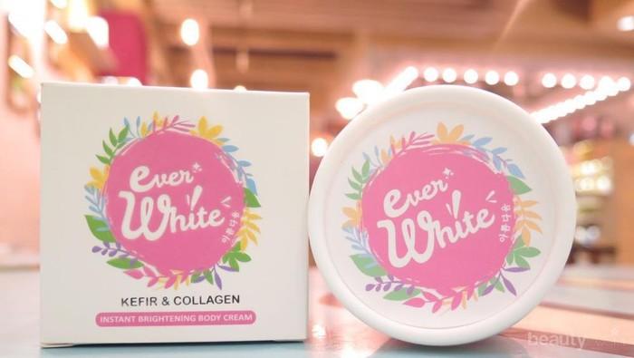 #FORUM Terbukti Memutihkan Secara Cepat! Ada yang Sudah Mencoba Everwhite Body Cream??