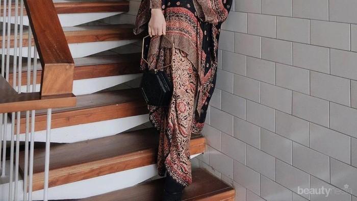 6 Inspirasi Fashion Style Setelan Batik, Outfit Kondangan yang Kekinian!