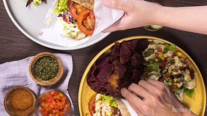 Hey Vegan Lovers! 5 Restoran di Jakarta ini Wajib Kamu Coba!