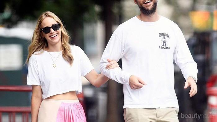 Dikabarkan Menikah, Intip Gaya Jennifer Lawrence yang Selalu Memukau!