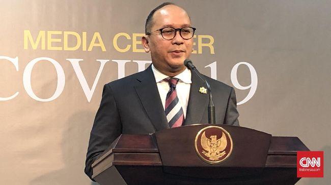 Kepada para delegasi AS, Ketua Kadin Indonesia mengatakan saat omnibus law ciptaker berlaku, maka memberi ruang bagus bagi iklim bisnis di Indonesia.
