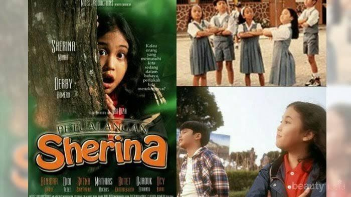 19 Tahun Berlalu, Yuk Nostalgia dengan Pemeran Film Petualangan Sherina!