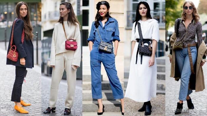 Ladies, Begini Tips Padu Padan untuk Tampil Stylish dengan Sling Bag