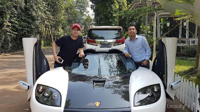 Lamborghini Terbakar, Ini Koleksi Mobil Mewah Raffi Ahmad Lain Harga Miliaran!