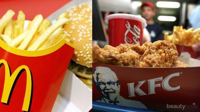 #FORUM Ladies, Kalian Tim KFC or McDonald's Nih?? Hehhe..
