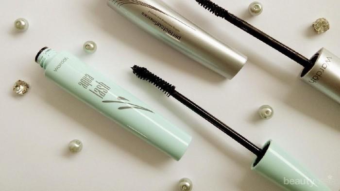 Wardah EyeXpert Perfect Curl vs Wardah Aqua Lash Mascara, lebih bagus yang mana?