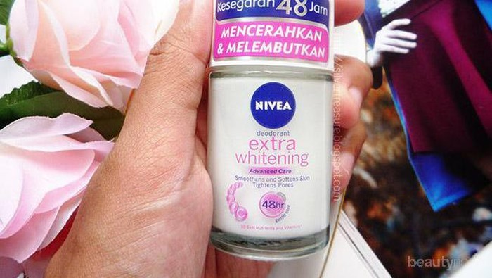 #FORUM Ada yang tau apa deodoran yang terbukti memutihkan ketiak?