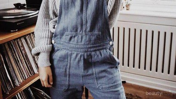 Tampilan Fashionable dengan Menggunakan Sweater