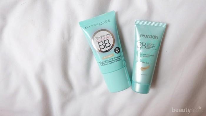 Hmmm.. Lebih Oke Maybelline BB Cream or Wardah BB Cream yaa?