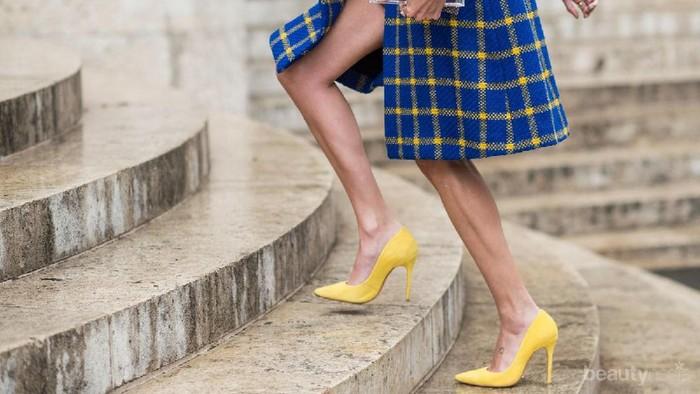 Ini Dia Tips Membersihkan High Heels Agar Tetap Terlihat Kinclong!