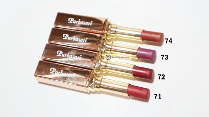 #FORUM Wow, Purbasari Meluncurkan Metallic Color Matte Lipstick!!! Tertarik Beli?