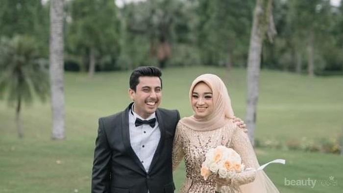 So Inspiring! Gaun Pengantin Muslimah Para Artis Ini Banyak Jadi Pilihan Kekinian