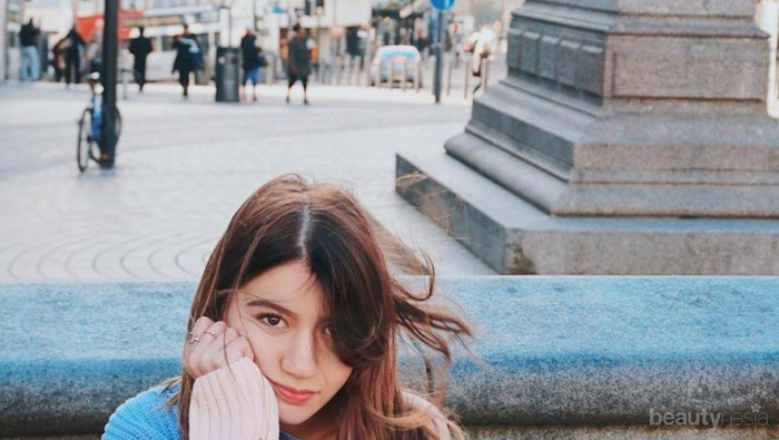 Blasteran Bule, 5 Artis Cantik Ini Jadi Idola Baru
