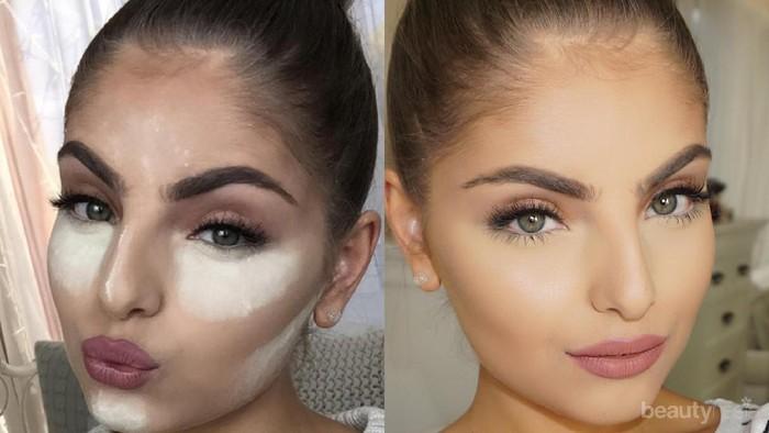 Hah Masa Sih Pake Bedak Dahulu Baru Foundation Bisa Bikin Makeup Tahan Lama dan Gak Luntur??