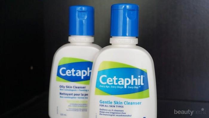 Review Cetaphil Gentle Skin Cleanser Untuk Kulit Jerawat