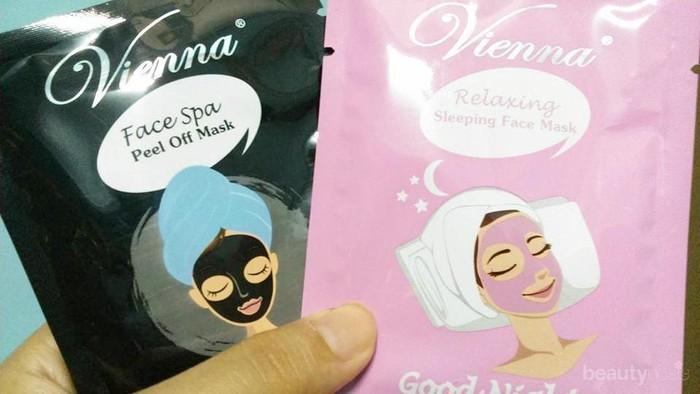 #FORUM Terjangkau Banget! Pernah Coba Masker Wajah Vienna?
