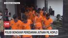 VIDEO: Polisi Bongkar Peredaran Jutaan Pil Koplo