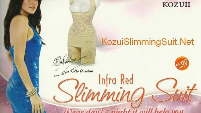 Ladies, Masih Ada yang Pakai Kozui Slimming Suit?? Beneran Bikin Langsing Seketika?